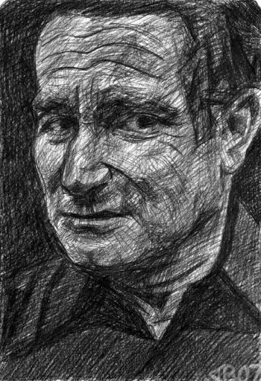 Robin Williams by volkov
